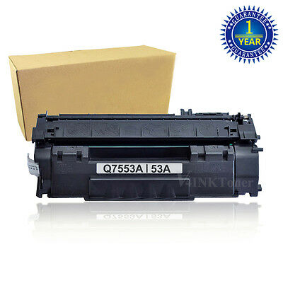 1PK Q7553A 53A Toner For HP LaserJet P2015 P2015dn P2015d P2014 P2015x P2010