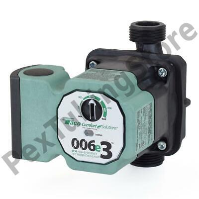 The 006e3 Ecm High-efficiency Hot Water Circulation Pump