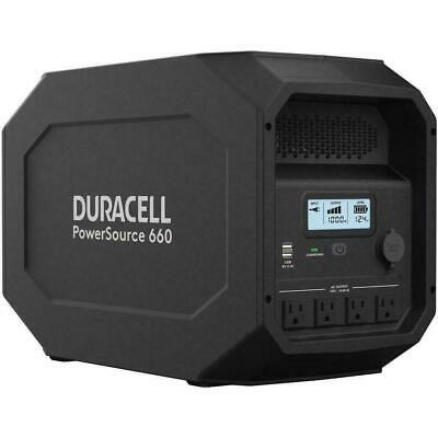 Duracell PowerSource 660 (C) DR660PSS - Fast Free Shipping
