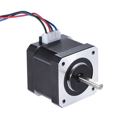 Nema 17 Stepper Stepping Motor Drive 2 Phase 0.9a 0.4n.m 42mm For 3d Printercnc