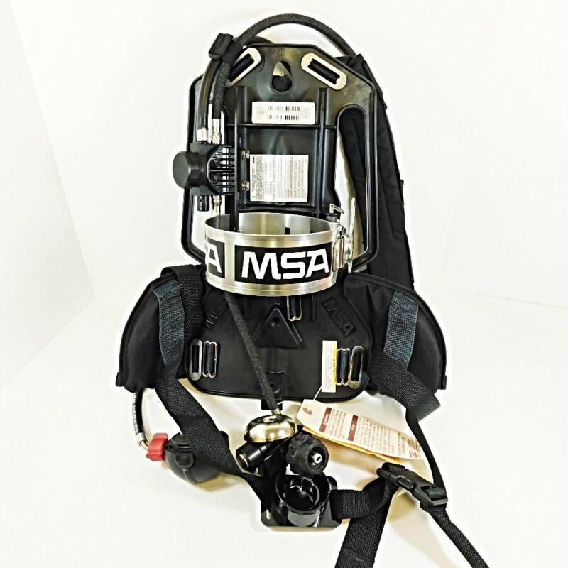 MSA 10147471 SCBA Backframe Assembly 4500 psi