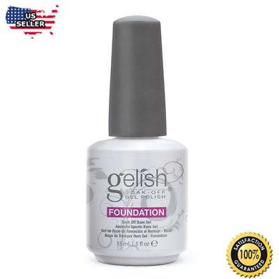 Harmony Gelish Foundation Soak Off Gel Polish Soak Off Base Nail Gel 15 mL / 0.5