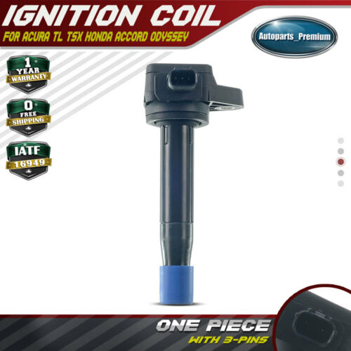 Ignition Coil For Honda Accord Odyssey Acura RL TL TSX 3