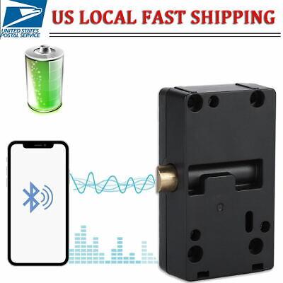 Electronic Bluetooth Smart Hidden Cabinet Lock Door Drawer Digital Home Security