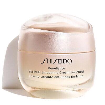 Shiseido Benefiance Wrinkle Smoothing Cream Enriched 1.7oz/5