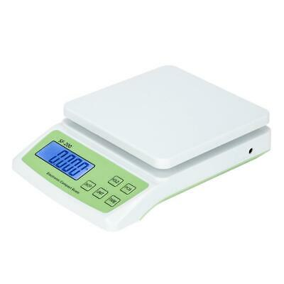 22 Lbs X 0.1 Oz Digital Shipping Postal Scale Weight Postage 10kg 3x Battery