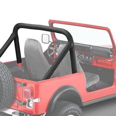 1976 Jeep Cj7 Denim (For Jeep CJ7 1976-1987 Bestop 80007-15 Black Denim Sport Bar)