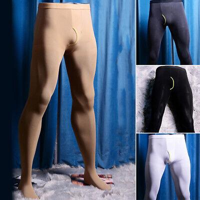 Herren Warme Strumpfhosen (Samt Strumpfhosen Herren Unterwäsche Einheitsgröße Warm Winter Komfortabel)