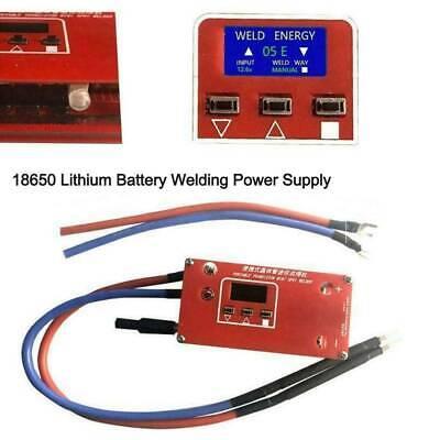 Diy Portable Mini Spot Welder Machine Battery Various Welding Power Hot