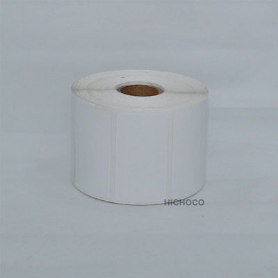 1 Roll 2.25x1.25 Direct Thermal Barcode Label Zebra Lp2824 Tlp2824 Lp2844