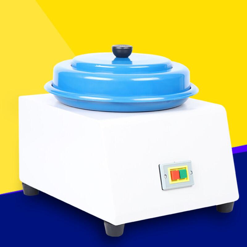 Sample Polishing Machine Equip Metallographic Laboratory Low Noise 1400rpm NEW