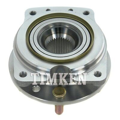 Wheel Bearing and Hub Assembly-FWD Front Timken 513044
