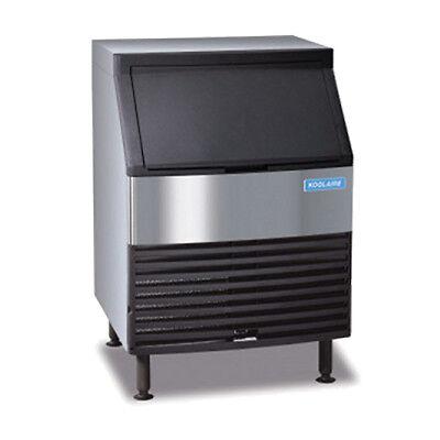 Manitowoc Koolaire Kdf-0150a Undercounter Ice Machine W Bin 168 Lb Per 24hr
