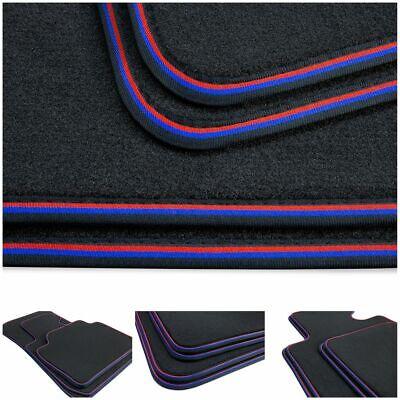 Luxus Fußmatten mit 5 Jahren Garantie für BMW 3er E30 Touring Kombi Limo Bj 198