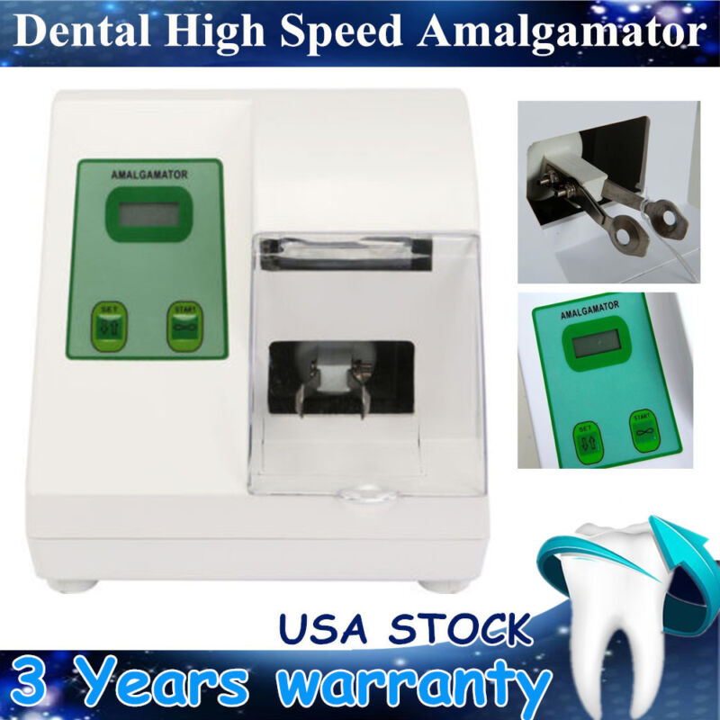Dental Fast Speed amalgam Capsule Mixer High Speed Amalgamator G5X Amalgama sale