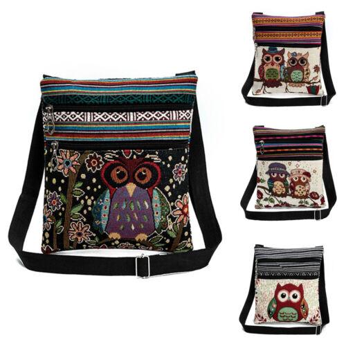 USA Women Small Handbag Satchel Messenger Lady Cross Body Sh