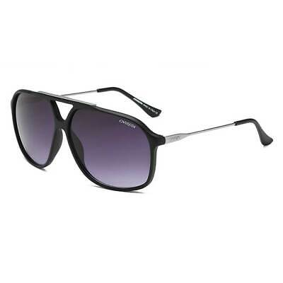 Newest Men Retro Polarized Sunglasses Dumb Frame Multicolor Lens Carrera (Newest Sunglasses)
