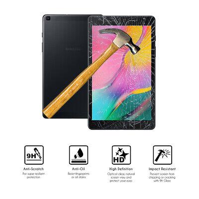 Protector de Cristal Templado tablet Samsung Galaxy Tab A (2019) SM-T290 T295