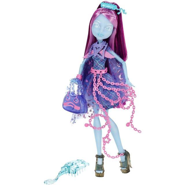 Monster High Haunted Student Spirit Kiyomi Haunterly - Doll Spirits New