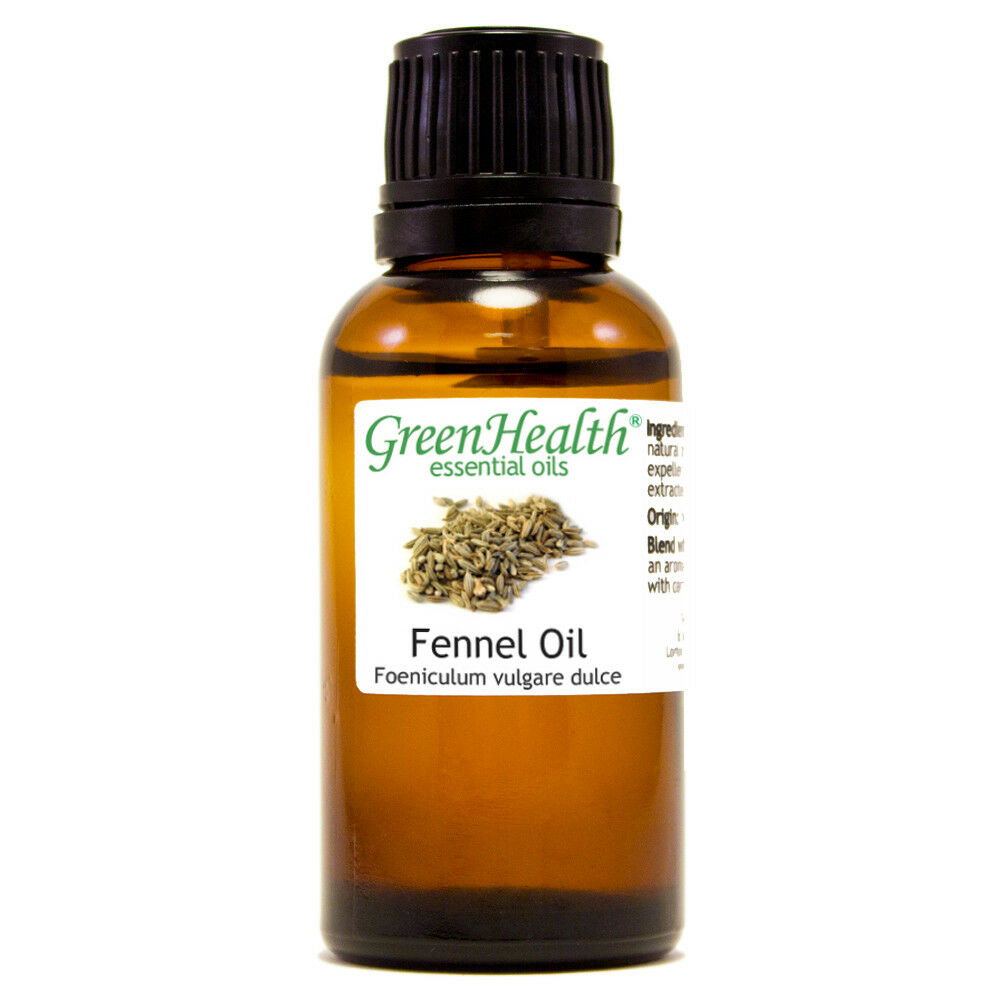Essential Oils 30 mL (1 oz) - Pure & All Natural - Aromatherapy Oil Fennel