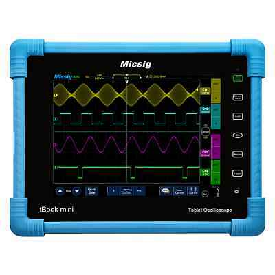 Micsig Digital Tablet Oscilloscope To1000series Analyzers Automotive Scopemeter