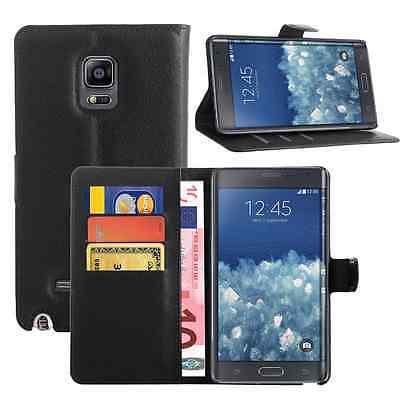 Handy Tasche für Samsung Galaxy Note Edge Hülle Schutzhülle Flip Case Cover Etui