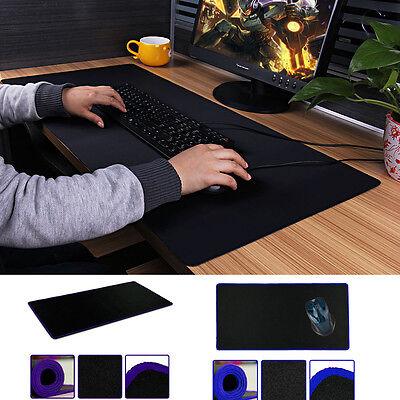 Antiscivolo Grande Tappetino per Mouse da gioco Tastiera tappetino Portatile