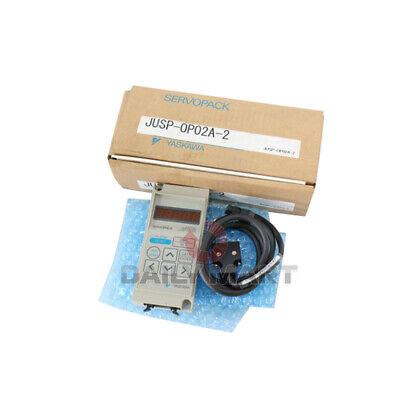 New In Box Yaskawa Jusp-op02a-2 Servo Drive Operation Panel