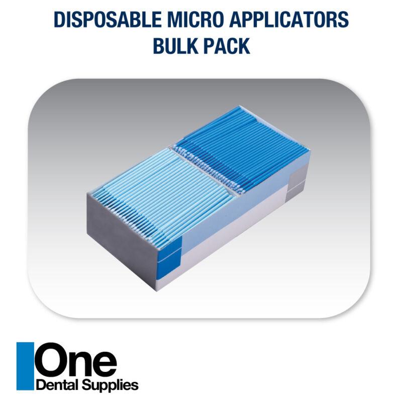 Dental Disposable Micro Applicator Brushes Bulk Pack 10,000 pcs