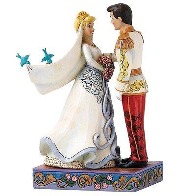 Cinderella & Prinz Happily Ever After Hochzeit Enesco Disney Sammelfigur 4056748