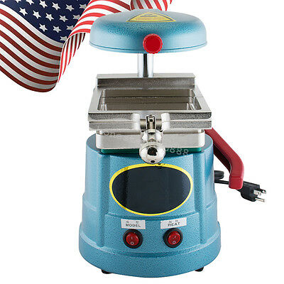 Dental Vacuum Quondam Molding Machine Former Heat Thermoforming Lab Equipment fda