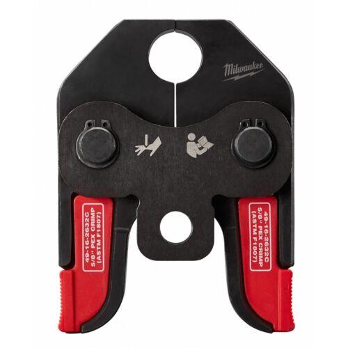 Milwaukee 49-16-2630C M18 3/8 in. PEX Crimp Jaw Short Throw Press Tool- IN STOCK