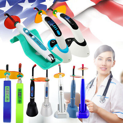 Ce Dental 5w10w Wireless Cordless Led Tooth Curing Light Lamp 150018002000mw