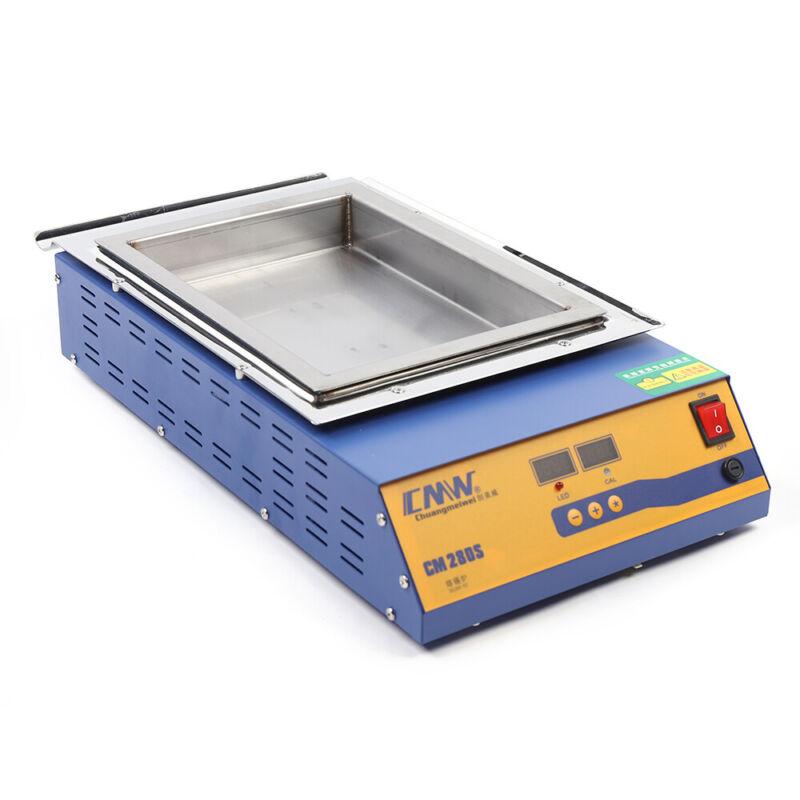 Soldering Pot Tin Melting Furnace Desoldering Bath Tool Adjustable Temperature
