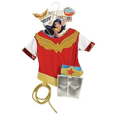Imagine by Rubies DC Superheroes Wonder Woman Dress Up Set - Factory Sealed!](Super Heroes Dress Up)