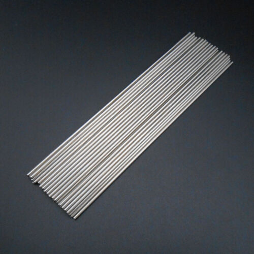50Pcs X Φ2mm Dia. 2MM X Length 150MM G2*150 #45 Steel Shaft Nickel Plated 2X150