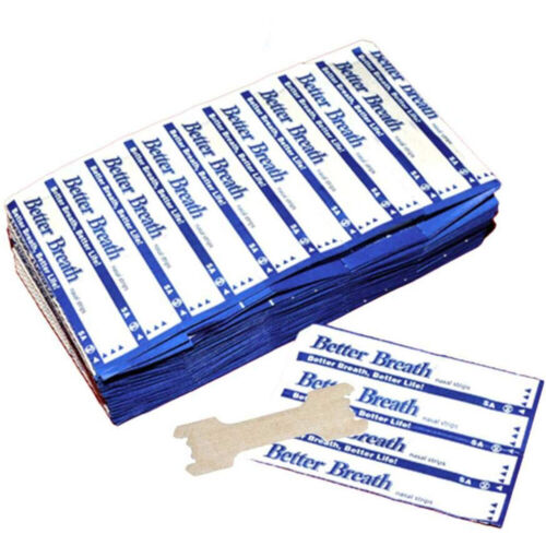 200 Pcs LARGE NASAL STRIPS Breathe Better & Reduce Snoring Right Now Health & Beauty