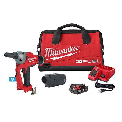 Milwaukee 2660-21ct M18 Fuel 14 Blind Rivet Tool W One-key Kit