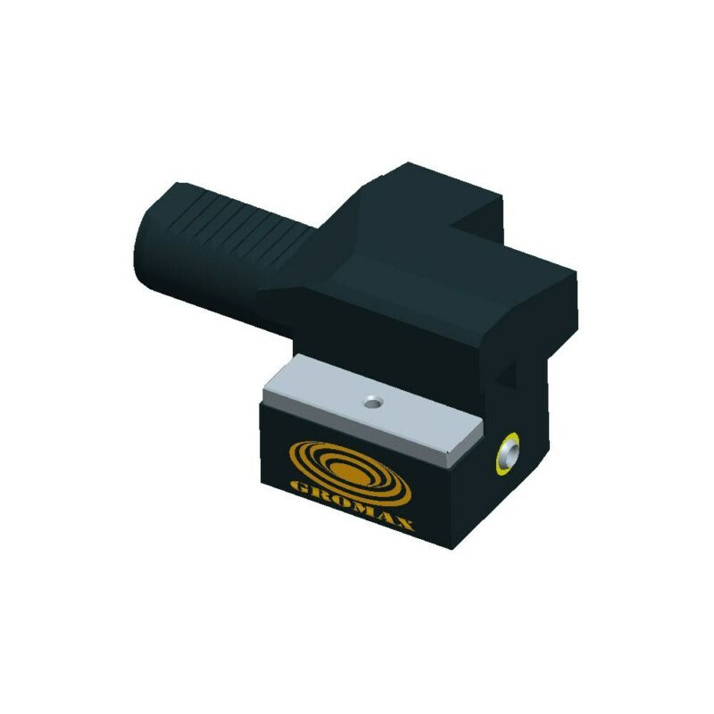 C4-2016 Vdi Square Holder Left Hand D=20mm H1=5/8""