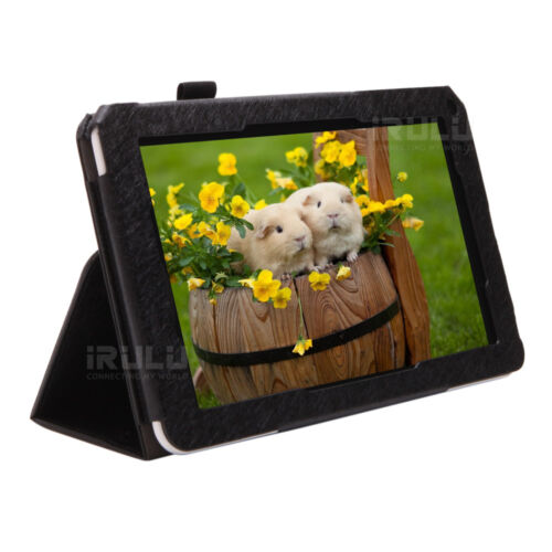 """9"""" Inch PU Leather Protective Cases Stand Cover for iRulu eX"""