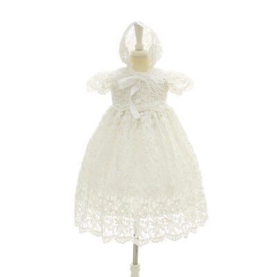 Baby Girl Dresses Special Occasion (Baby Girl Christening Baptism Dress Toddler Wedding Special Occasion)