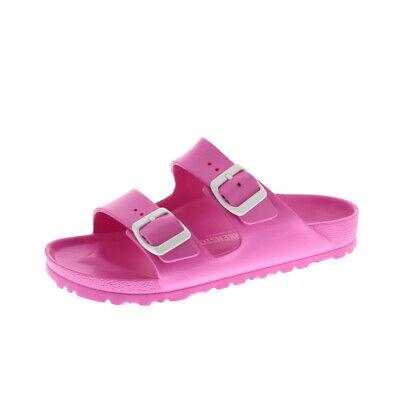 Birkenstock-damen-arizona Sandale (BIRKENSTOCK Damen - ARIZONA EVA 0129533 - neon pink)