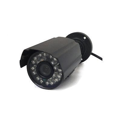 WM 3.6MM 1080P AHD Mini Bullet Camera 2.0MP CCTV Security 24IR ABS Plastic Black
