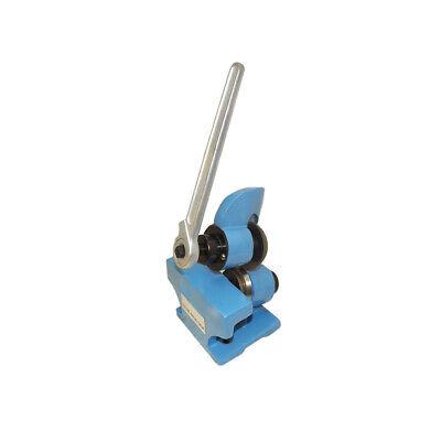 2mm THROATLESS ROTARY SHEAR PLATE CUTTER Cutting Sheet Metal