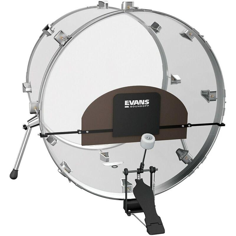 Evans SoundOff Universal Bass Drum Mute