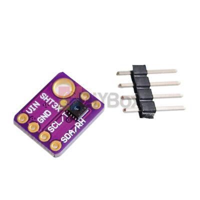 Sht31 Sht31-d Temperature Humidity Sensor Breakout Weather For Arduino