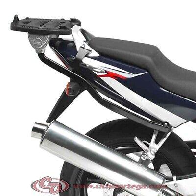 Kit Anclajes Givi 252F+M3 BAUL sistema monokey HONDA CBR600F 99-09