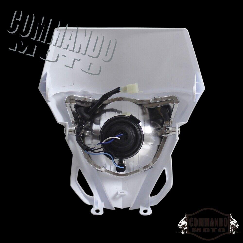 Headlight Head Lamp Light For Yamaha YZ/YZF/WR 80 85 125