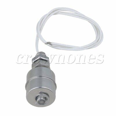 Water Level Sensor Liquid Float Switch Tank Pool Stainless Steel
