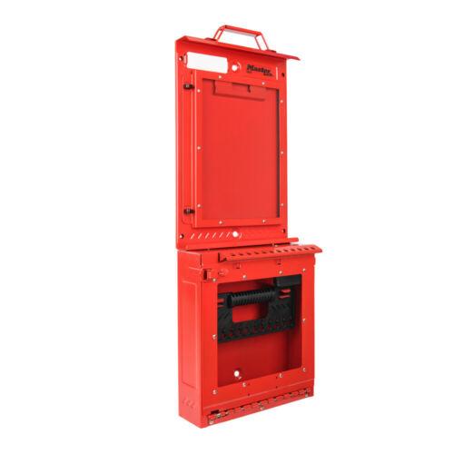 Masterlock S3500 Permit & Group Lock Box - Wall Mount - Lockout - S3501 S3502
